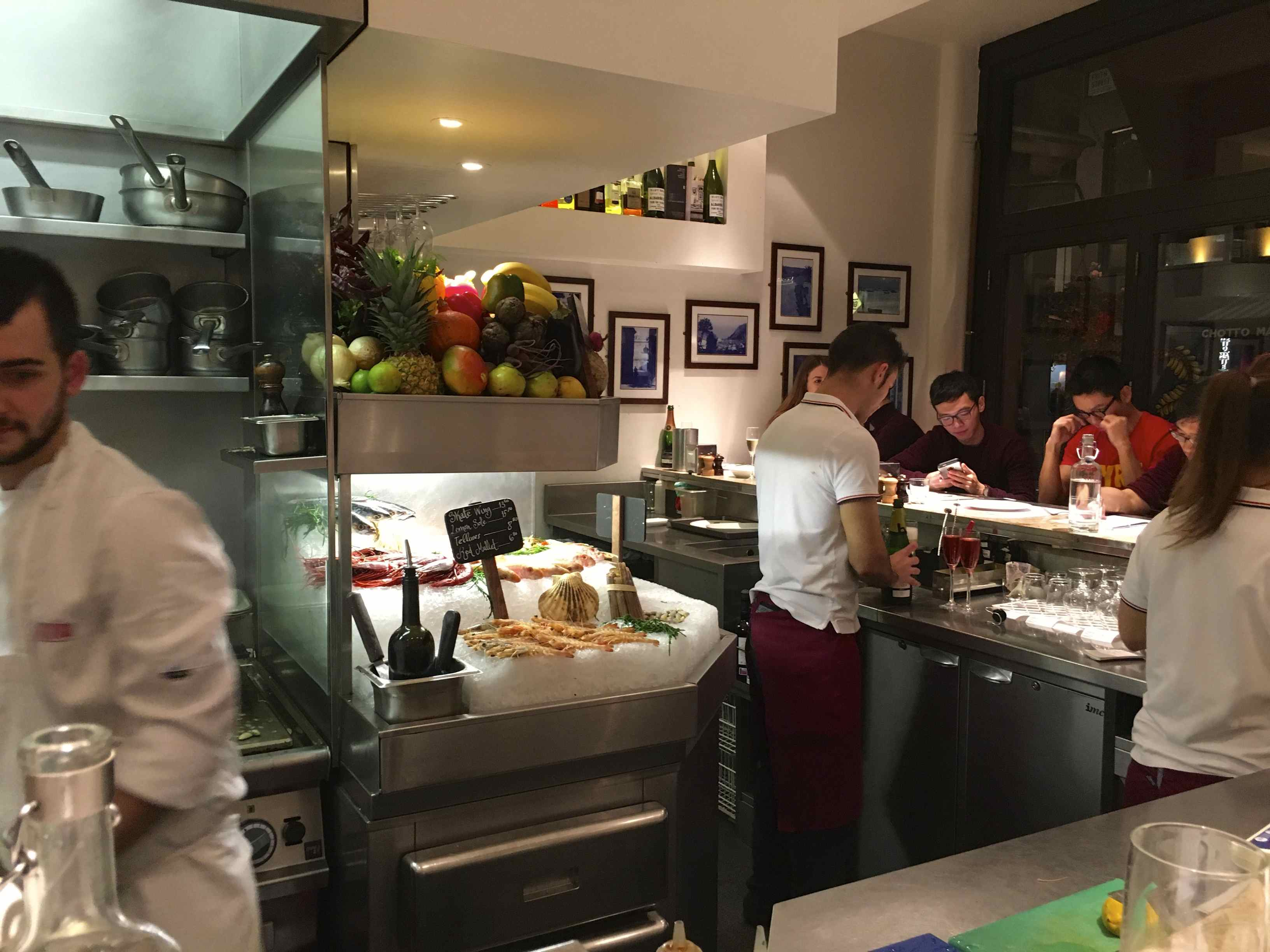 Barrafina London