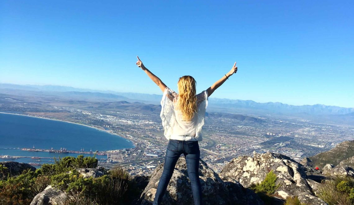 My dream trip to South Africa – Cape Town
