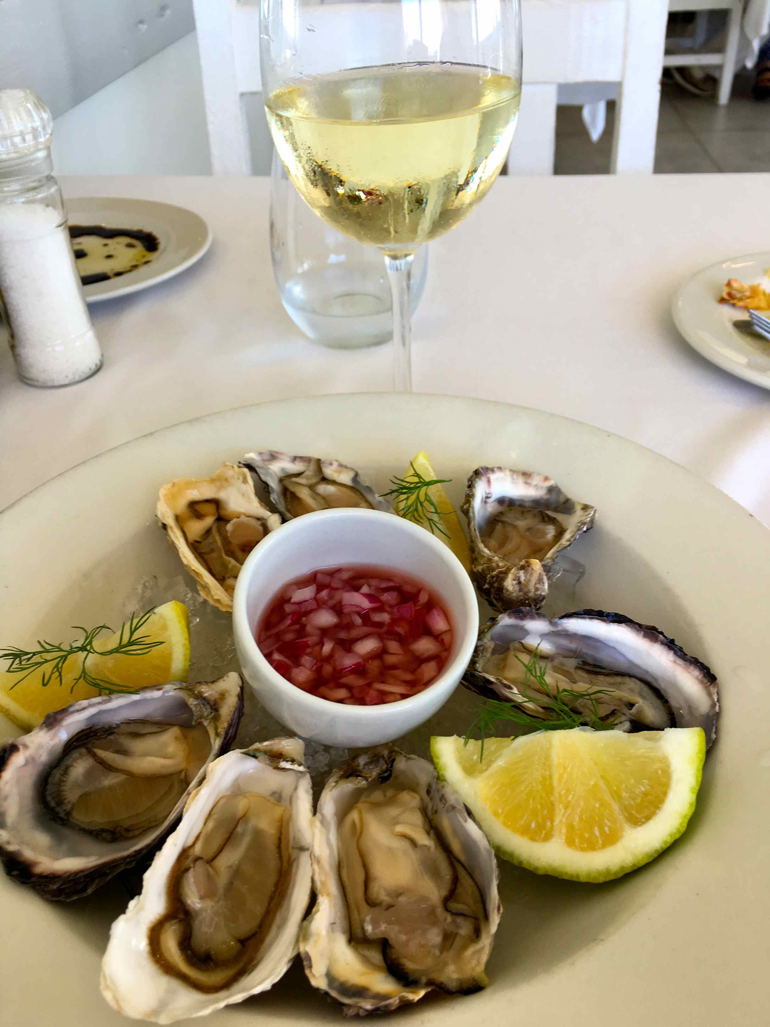 Capetown-Food-Oysters